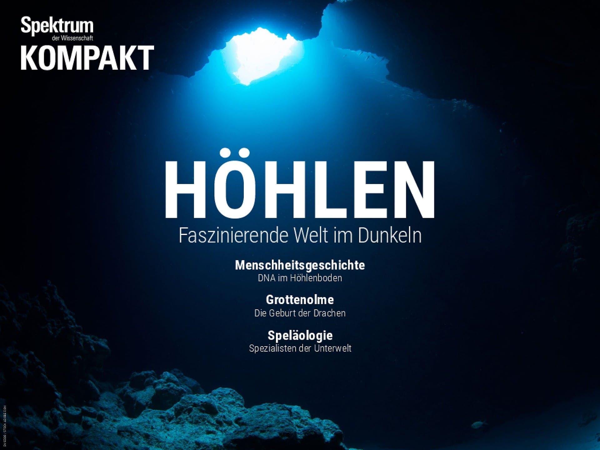 Höhlen - Faszinierende Welt im Dunkeln