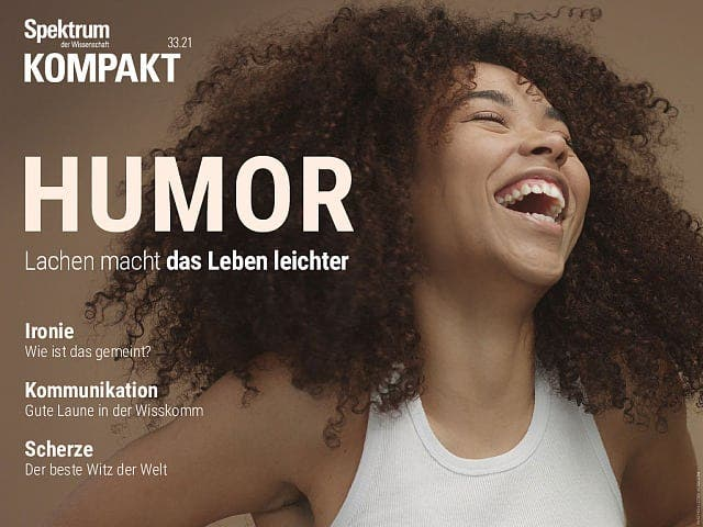 Spektrum Kompakt:  Humor – Lachen macht das Leben leichter