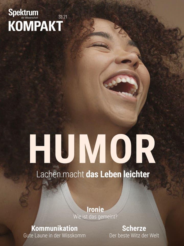 Humor - Lachen macht das Leben leichter