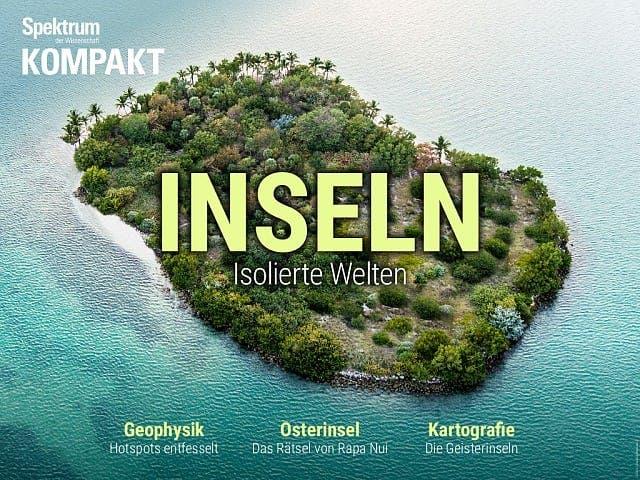 Spektrum Kompakt:  Inseln – Isolierte Welten