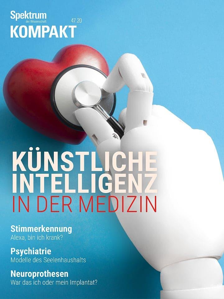 Spektrum Kompakt:  Künstliche Intelligenz in der Medizin