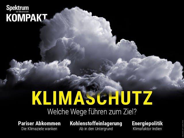 Spektrum Kompakt:  Klimaschutz – Welche Wege führen zum Ziel?