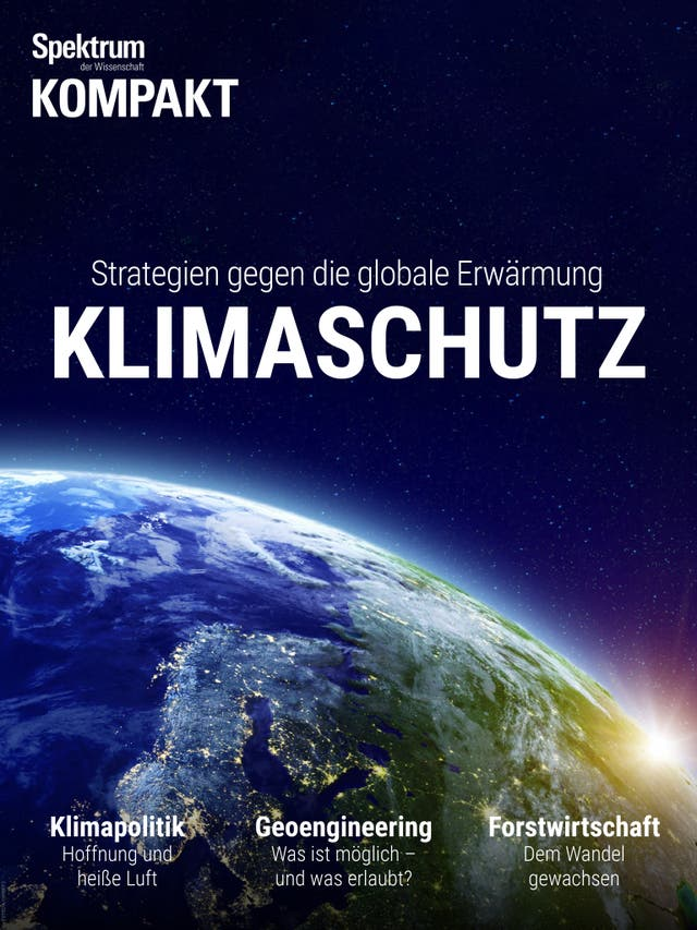 Klimaschutz - Strategien gegen die globale Erwärmung