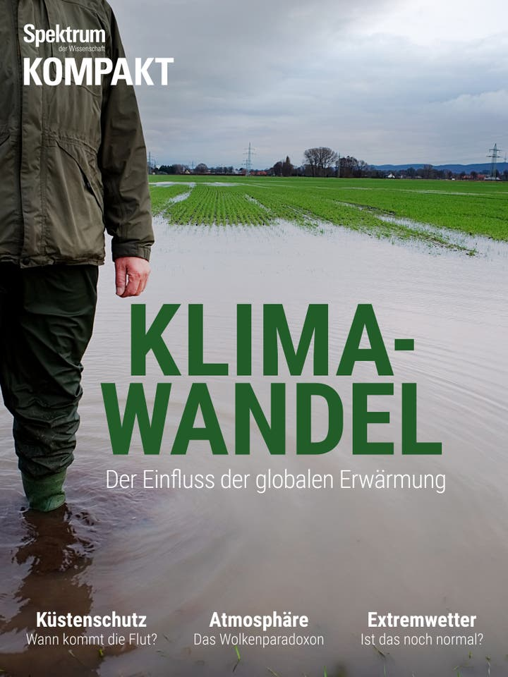 Klimawandel - Der Einfluss der globalen Erwärmung
