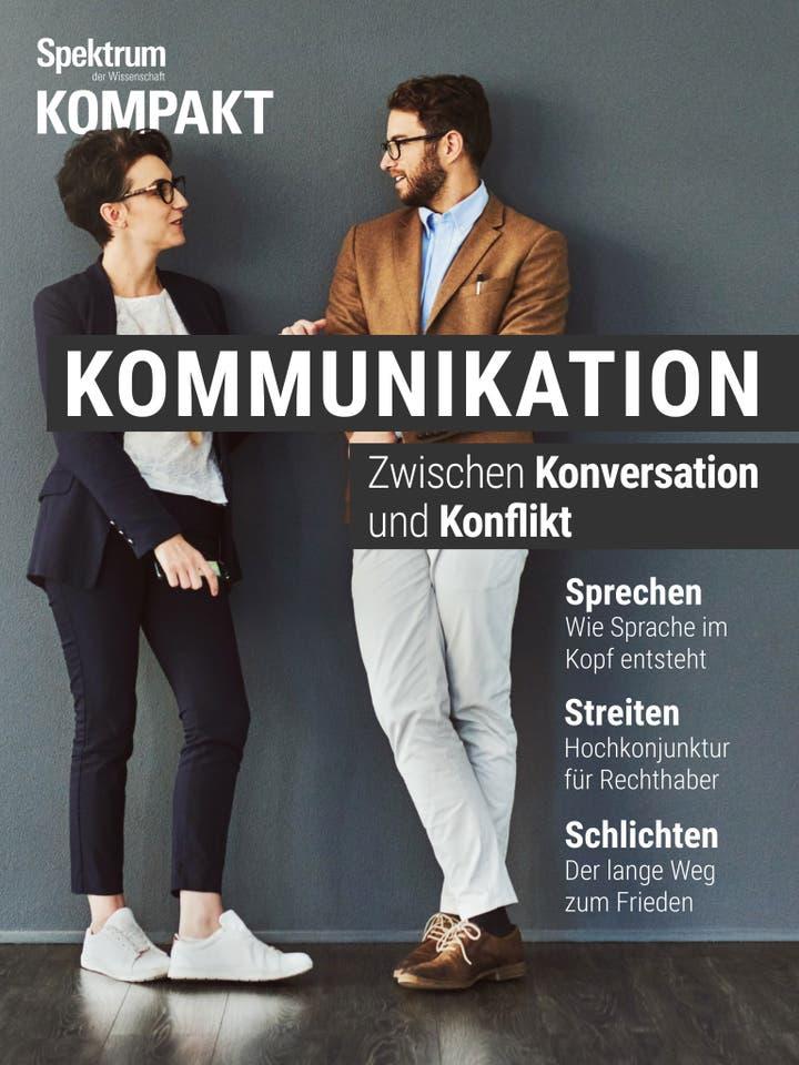 Kommunikation - Zwischen Konversation und Konflikt
