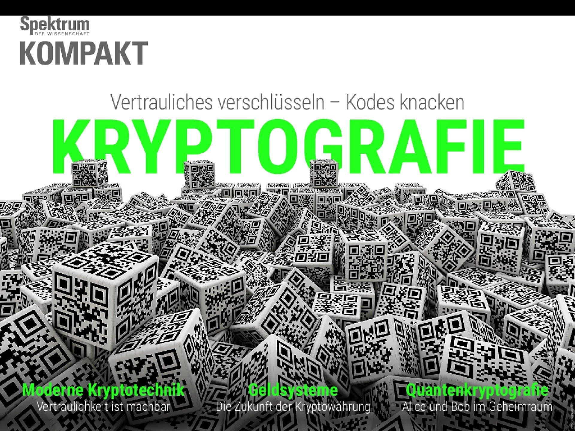 Kryptografie - Vertrauliches verschlüsseln, Kodes knacken
