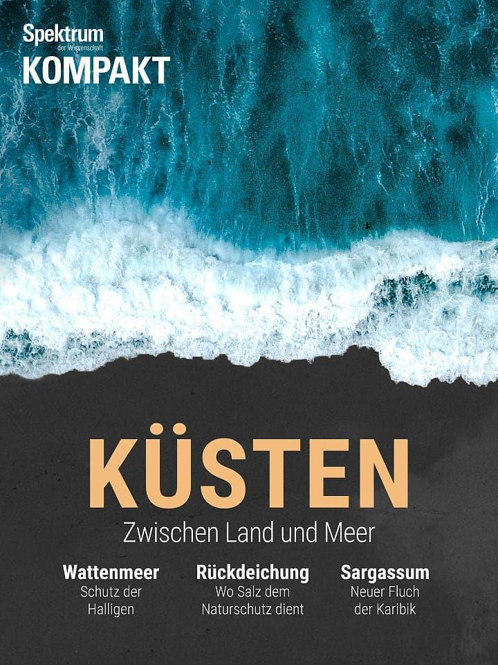 Spektrum Kompakt:  Küsten – Zwischen Land und Meer