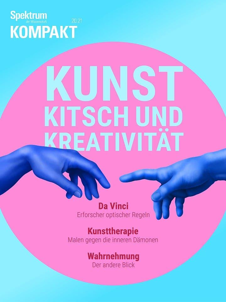 Spektrum Kompakt:  Kunst, Kitsch und Kreativität
