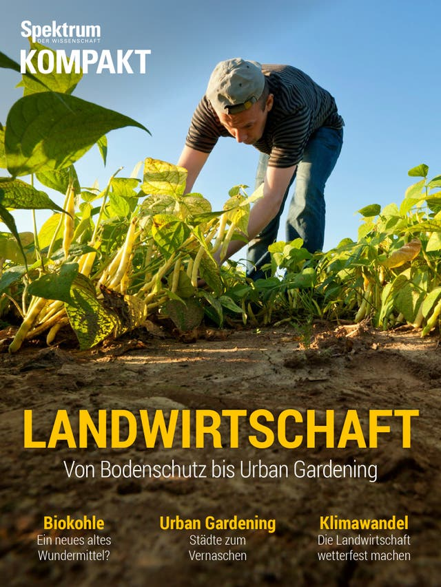 Landwirtschaft - Von Bodenschutz bis Urban Gardening