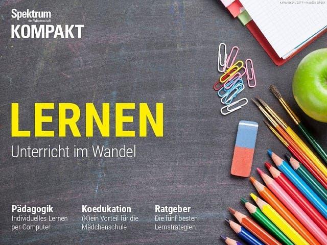 Spektrum Kompakt:  Lernen – Unterricht im Wandel