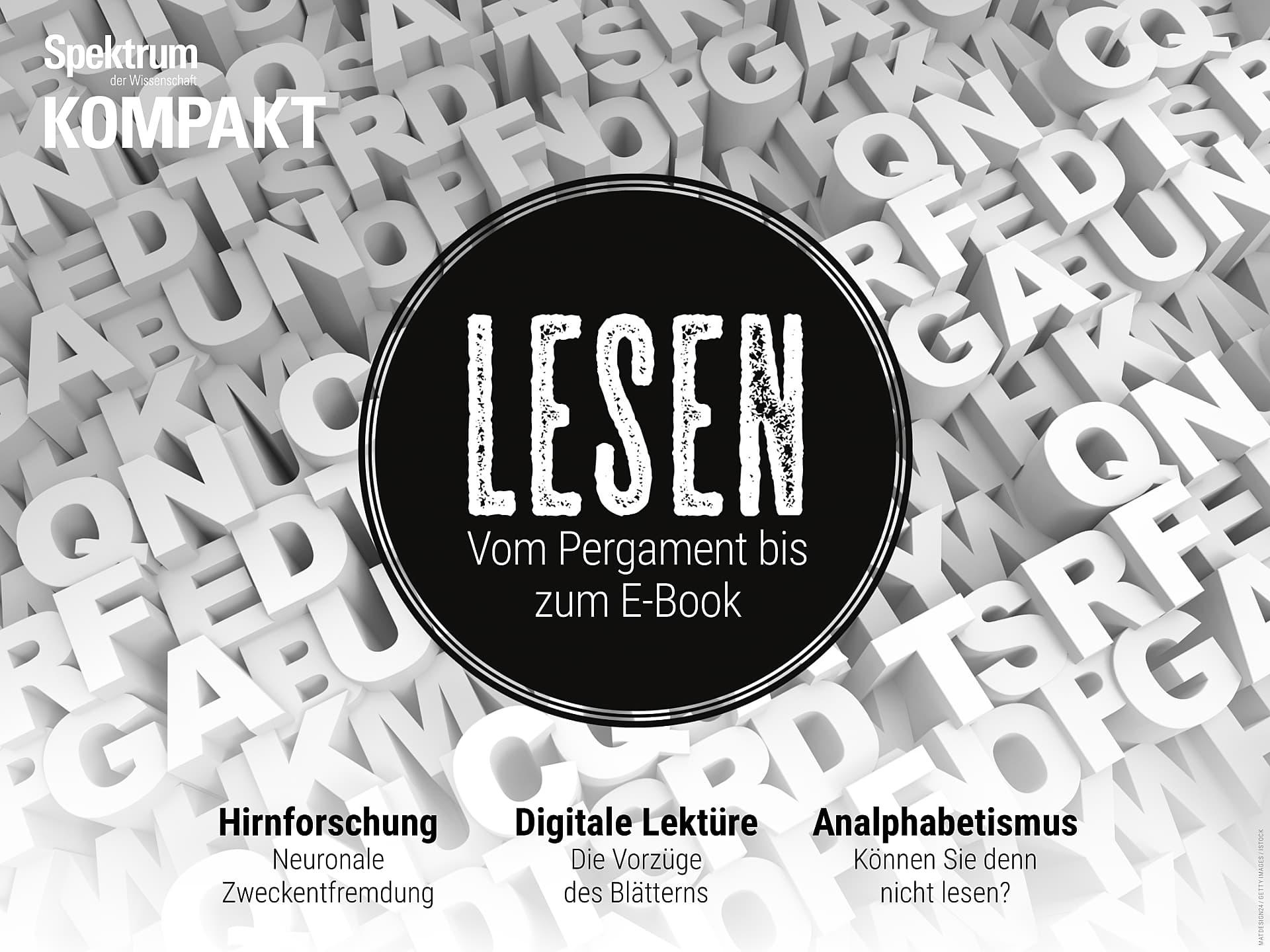 Lesen - Vom Pergament bis zum E-Book