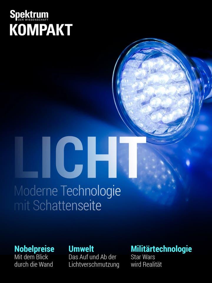 Licht - Moderne Technologie mit Schattenseite