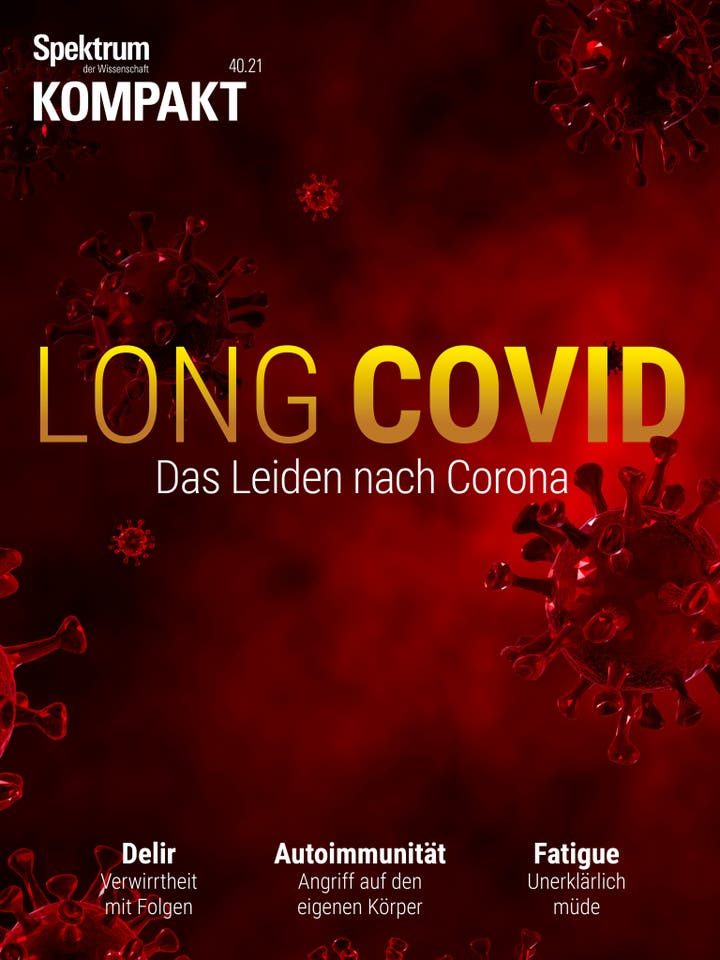 Long Covid – Das Leiden nach Corona