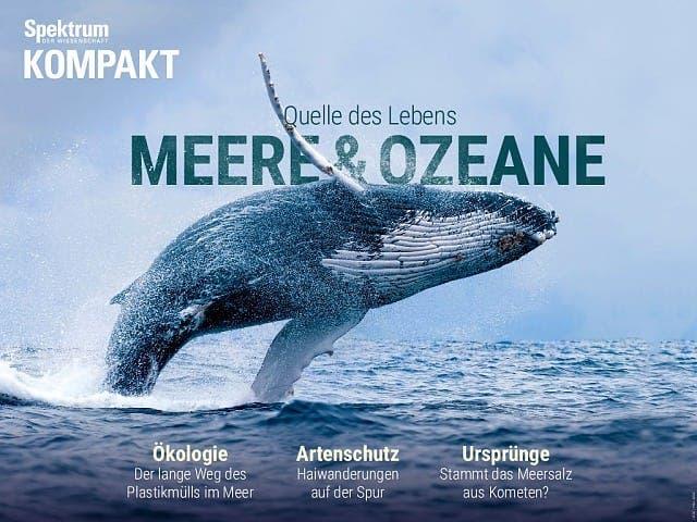 Spektrum Kompakt:  Meere und Ozeane – Quelle des Lebens