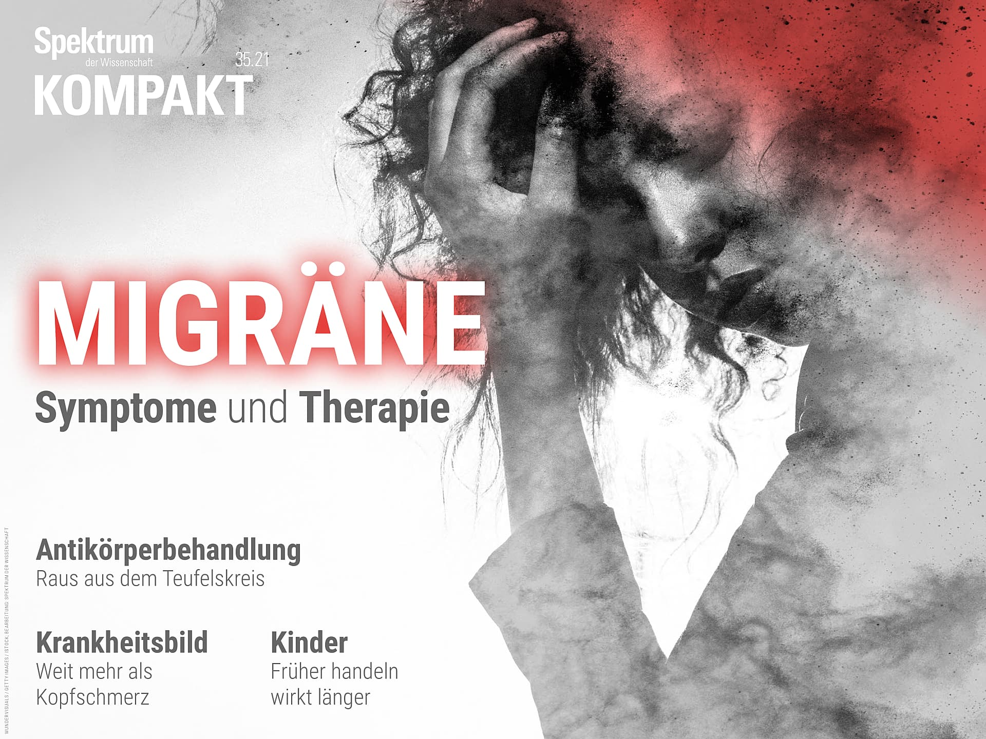 Migräne - Symptome und Therapie