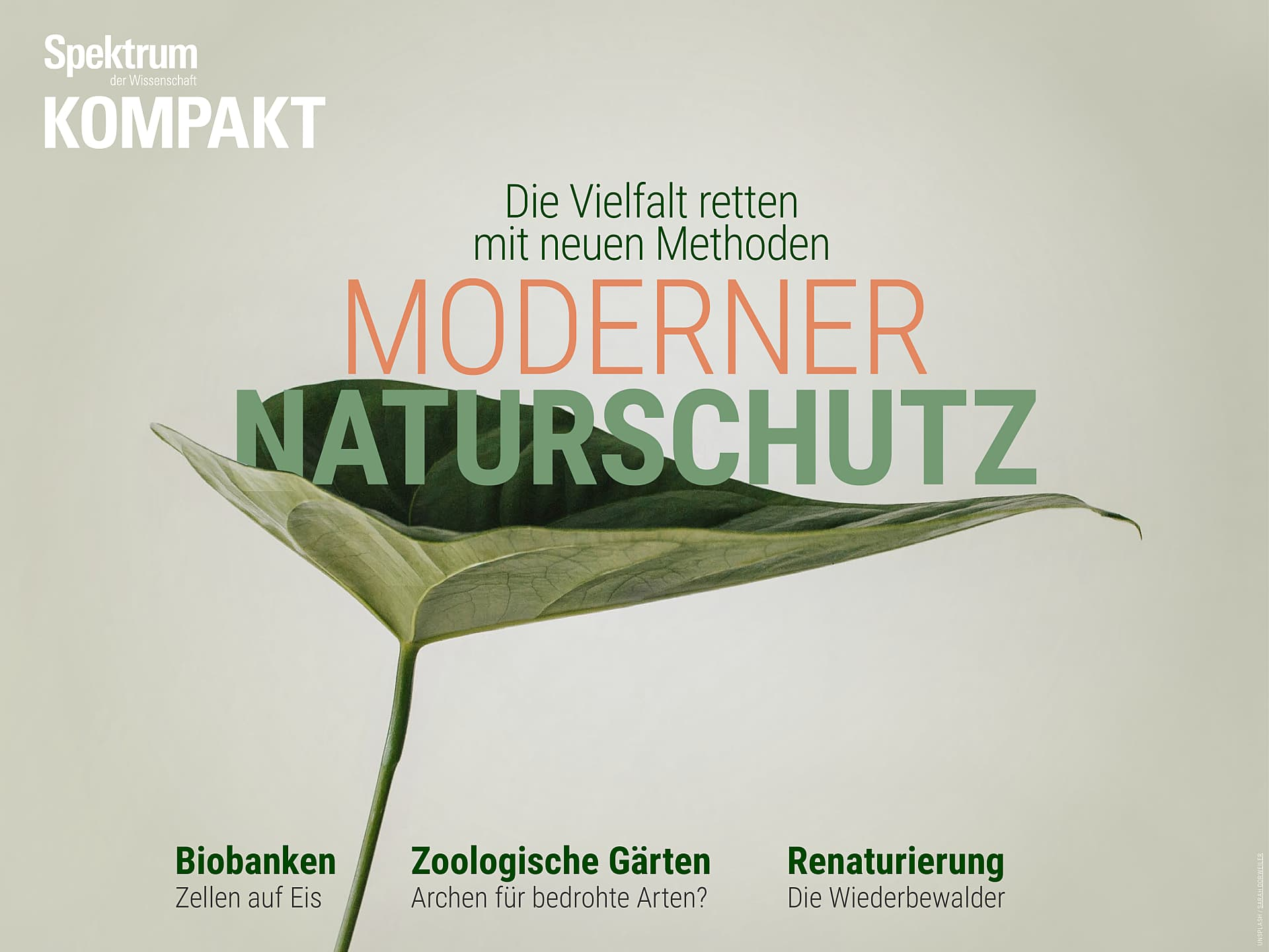 Moderner Naturschutz - Die Vielfalt retten mit neuen Methoden