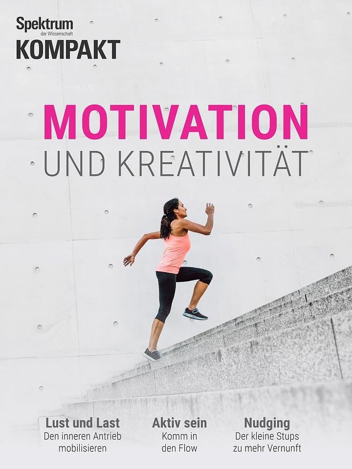 Spektrum Kompakt:  Motivation und Kreativität