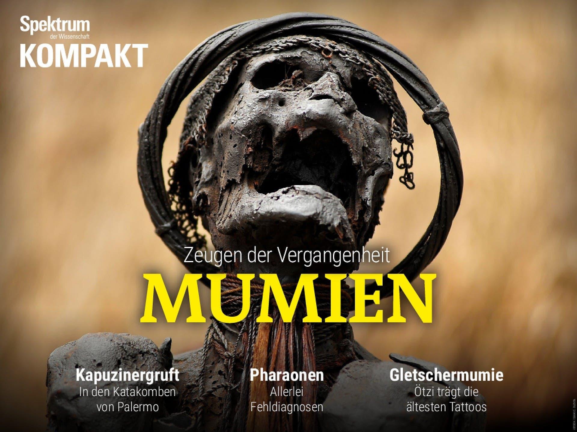 Mumien - Zeugen der Vergangenheit