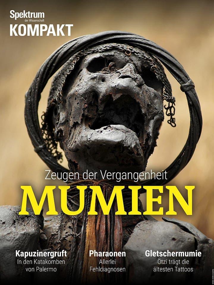 Spektrum Kompakt:  Mumien – Zeugen der Vergangenheit