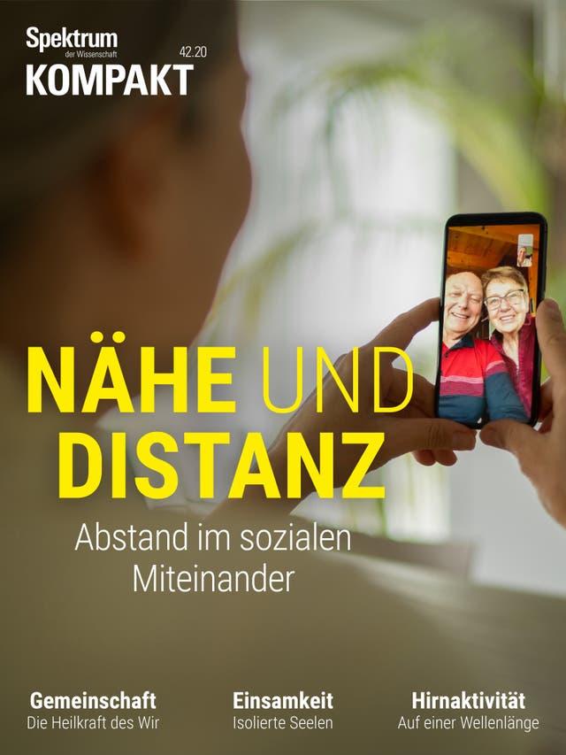 Nähe und Distanz - Abstand im sozialen Miteinander