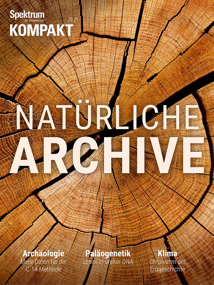 Spektrum Kompakt:  Natürliche Archive