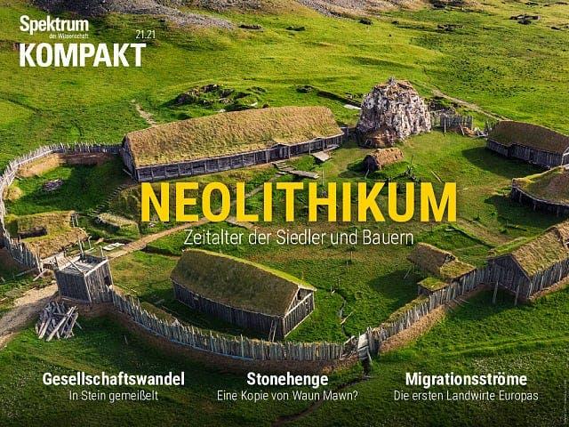 Spektrum Kompakt:  Neolithikum – Zeitalter der Siedler und Bauern
