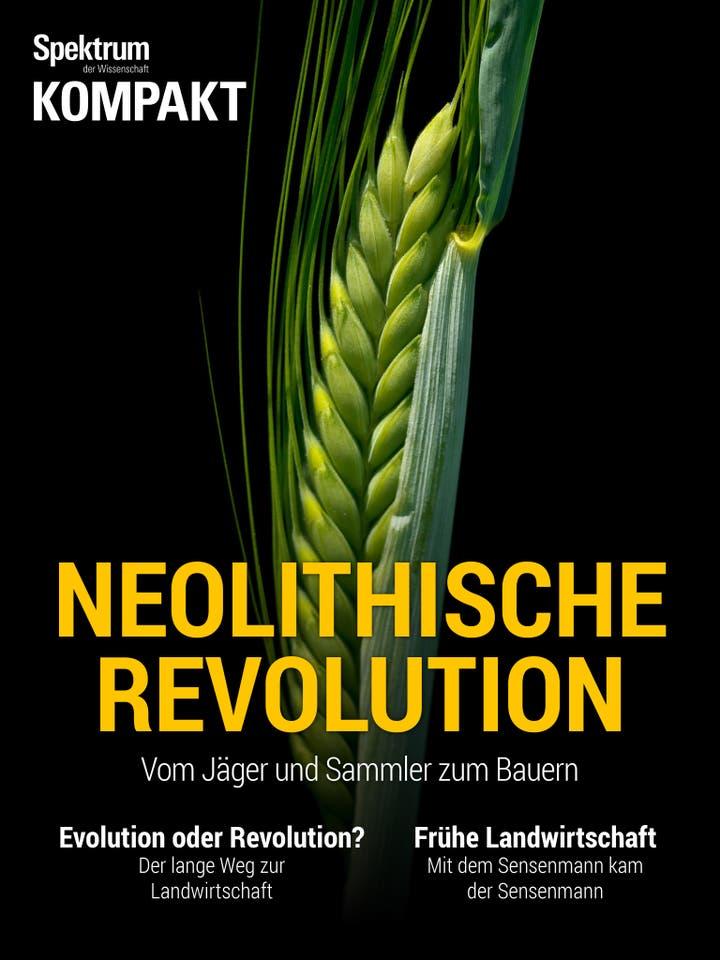 Neolithische Revolution - Vom Jäger und Sammler zum Bauern