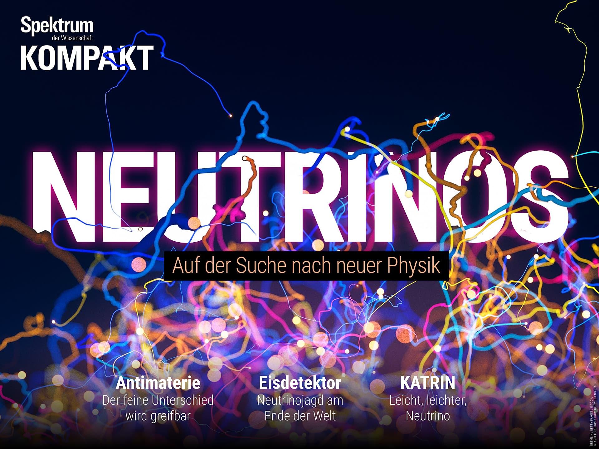 Neutrinos - Auf der Suche nach neuer Physik