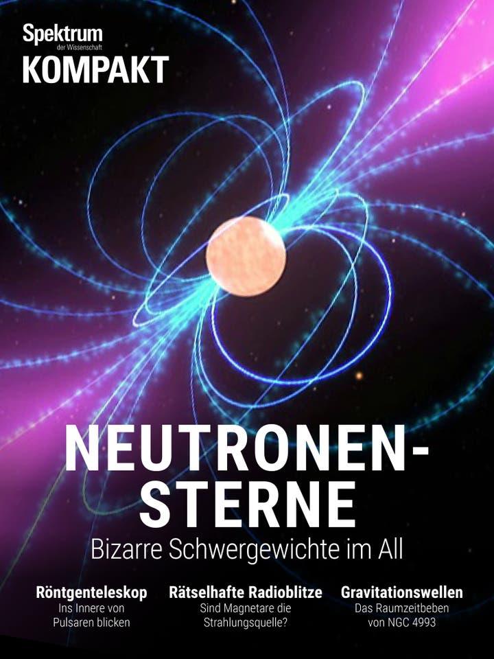 Neutronensterne - Bizarre Schwergewichte im All