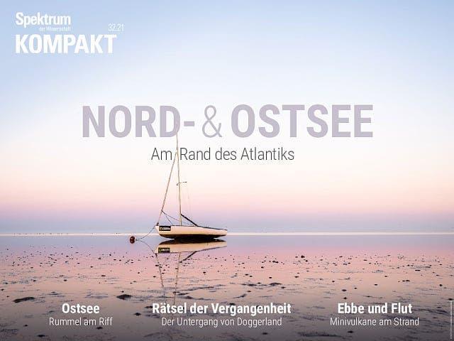 Spektrum Kompakt:  Nord- und Ostsee – Am Rand des Atlantiks