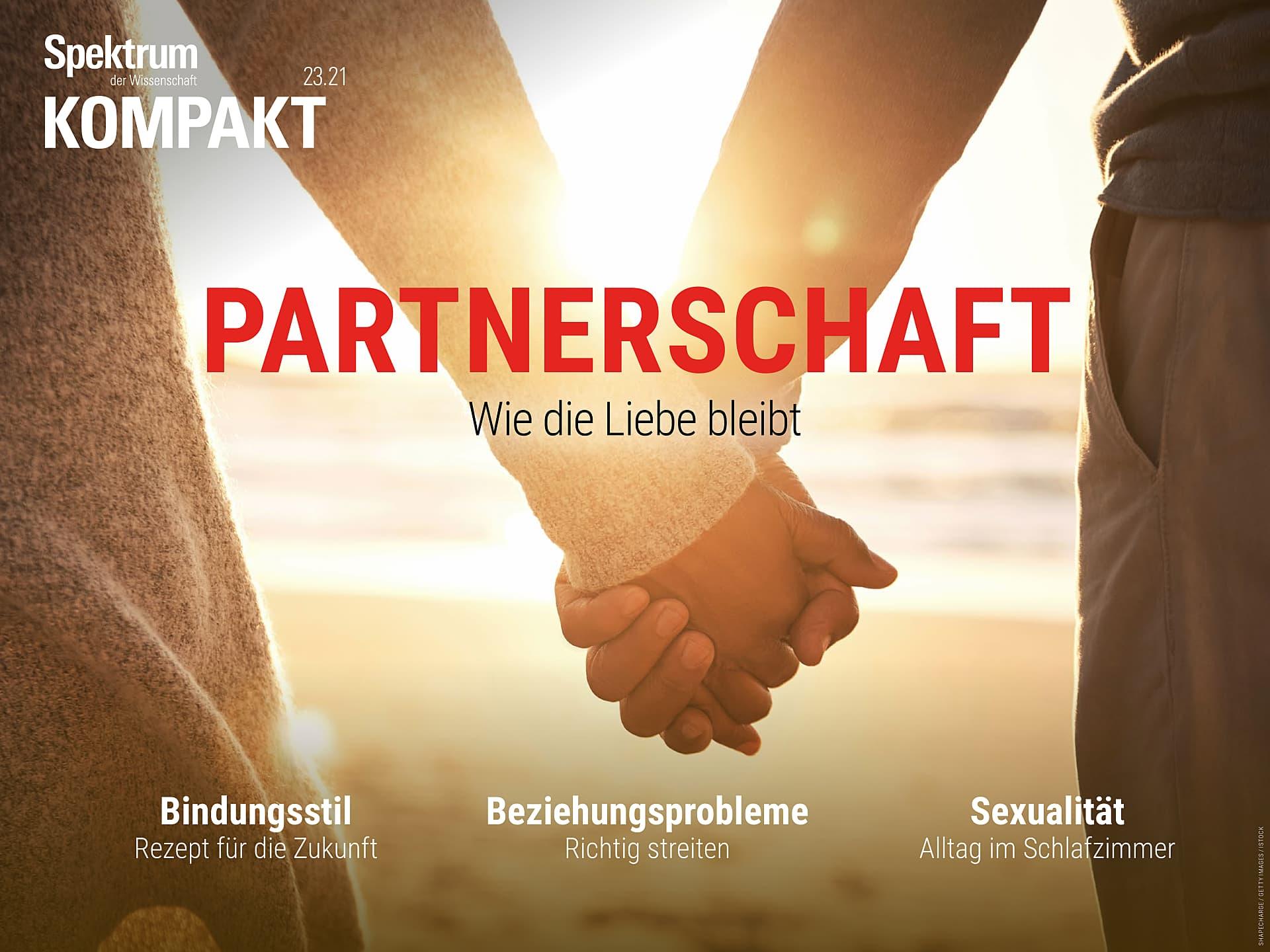 Partnerschaft - Wie die Liebe bleibt