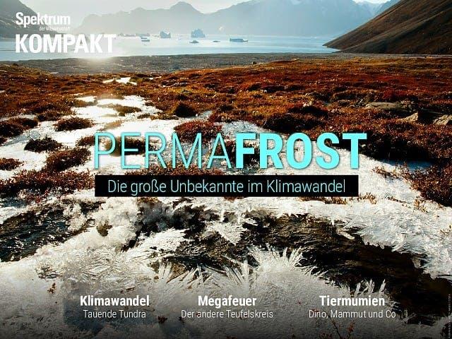 Spektrum Kompakt:  Permafrost – Die große Unbekannte im Klimawandel