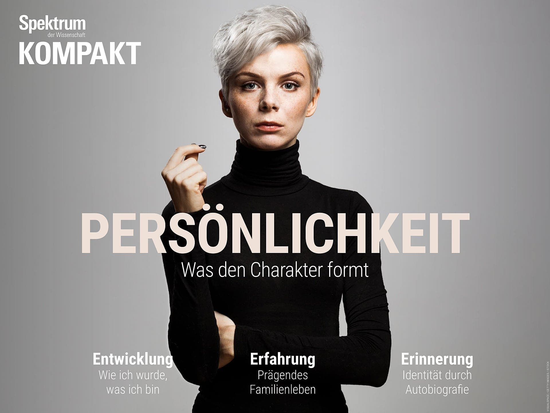 Persönlichkeit - Was den Charakter formt