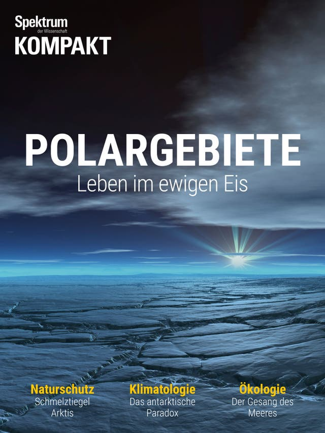 Polargebiete - Leben im ewigen Eis