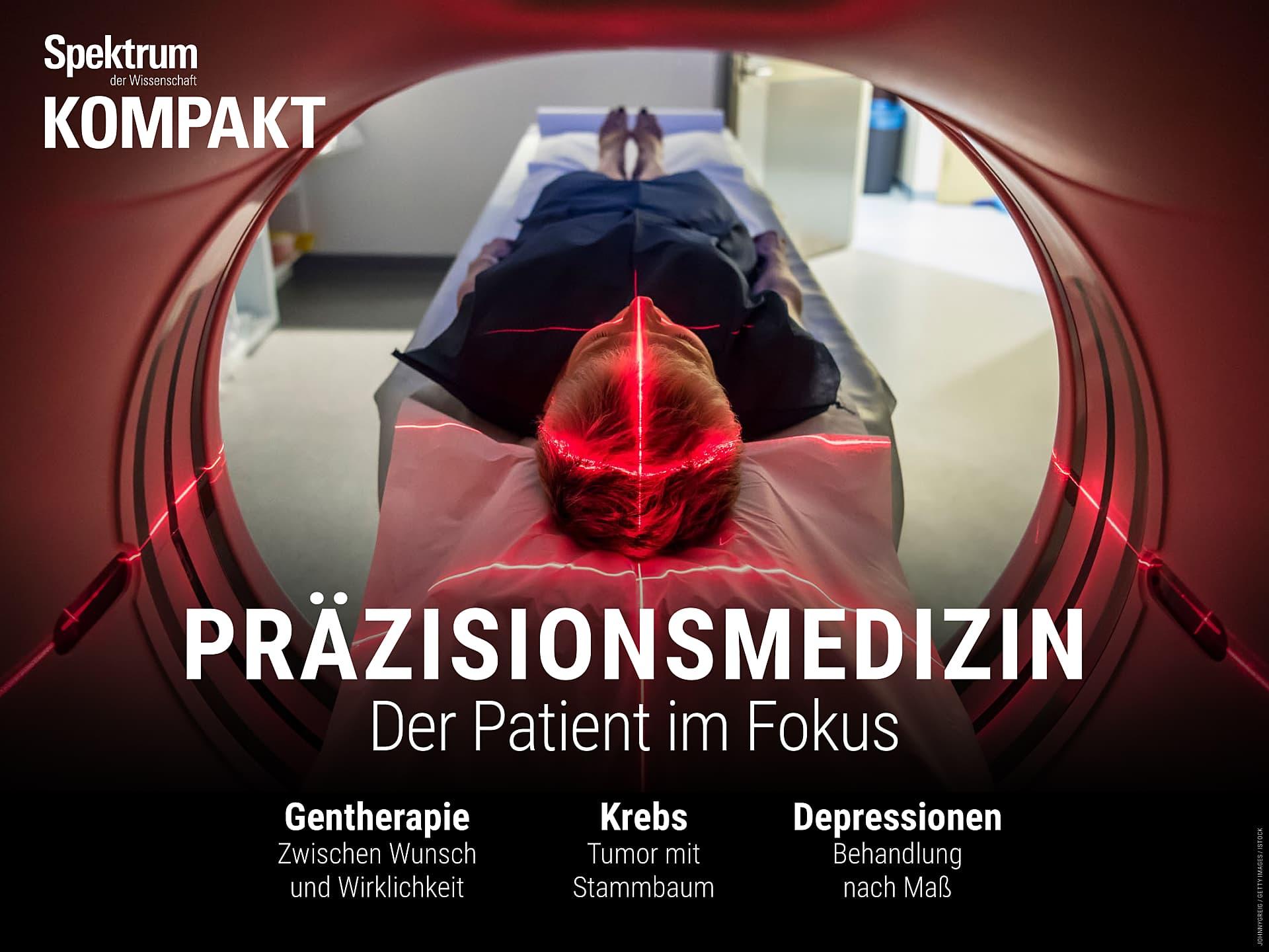 Präzisionsmedizin - Der Patient im Fokus