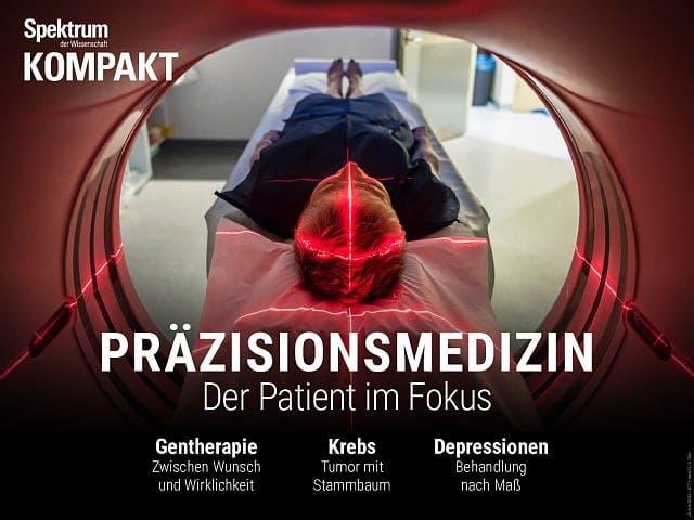 Spektrum Kompakt:  Präzisionsmedizin – Der Patient im Fokus