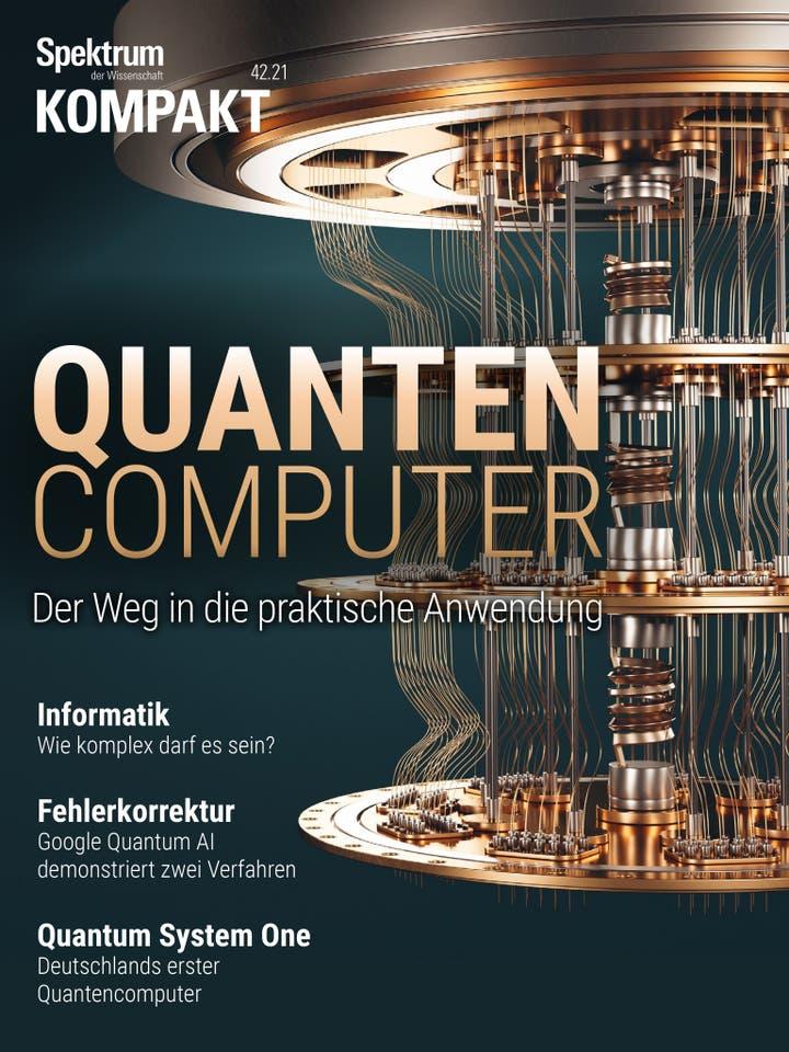 Quantencomputer - Der Weg in die praktische Anwendung