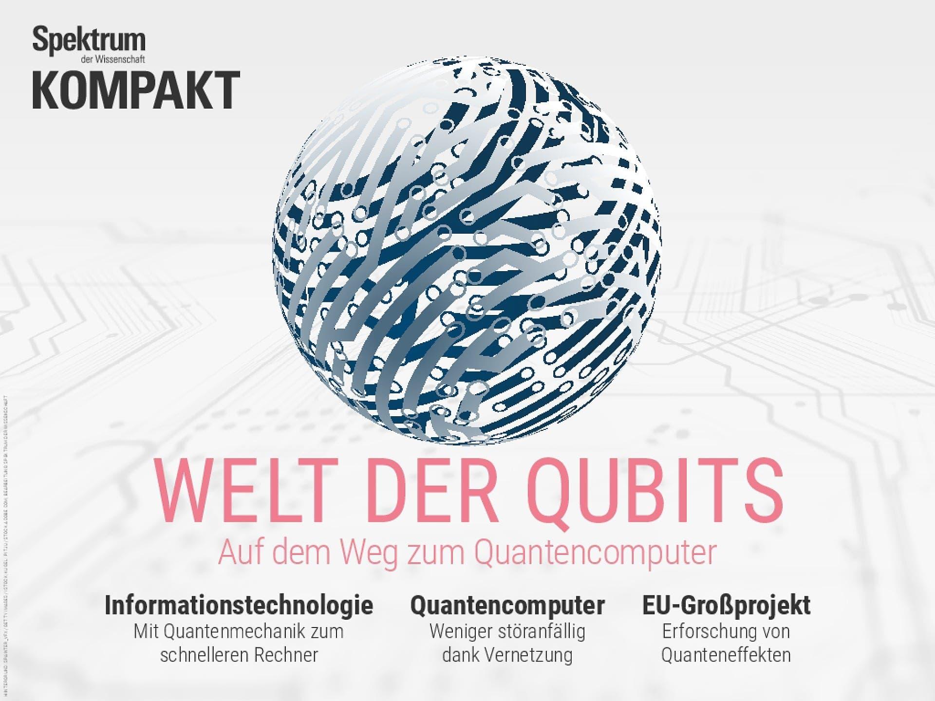 Welt der QuBits - Auf dem Weg zum Quantencomputer