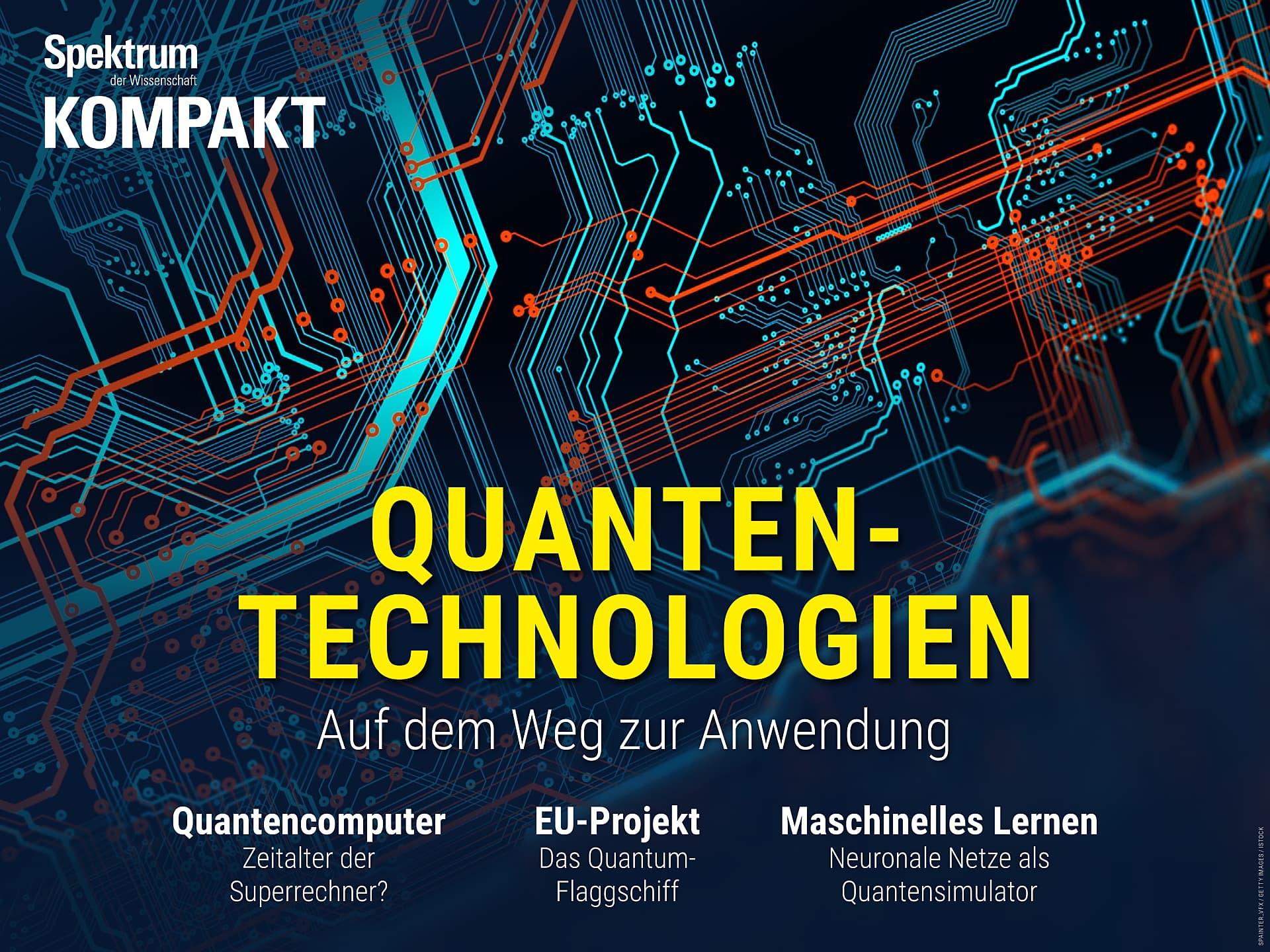 Quantentechnologien - Auf dem Weg zur Anwendung