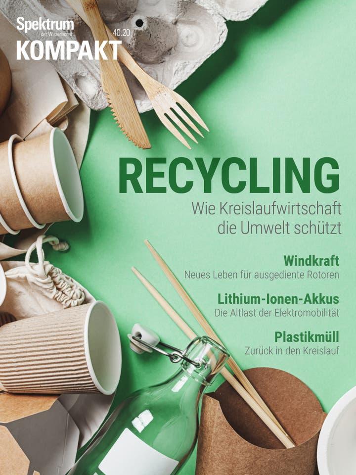 Recycling - Wie Kreislaufwirtschaft die Umwelt schützt