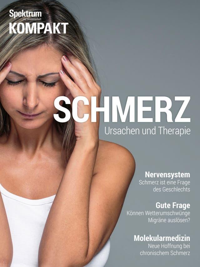 Schmerz - Ursachen und Therapie
