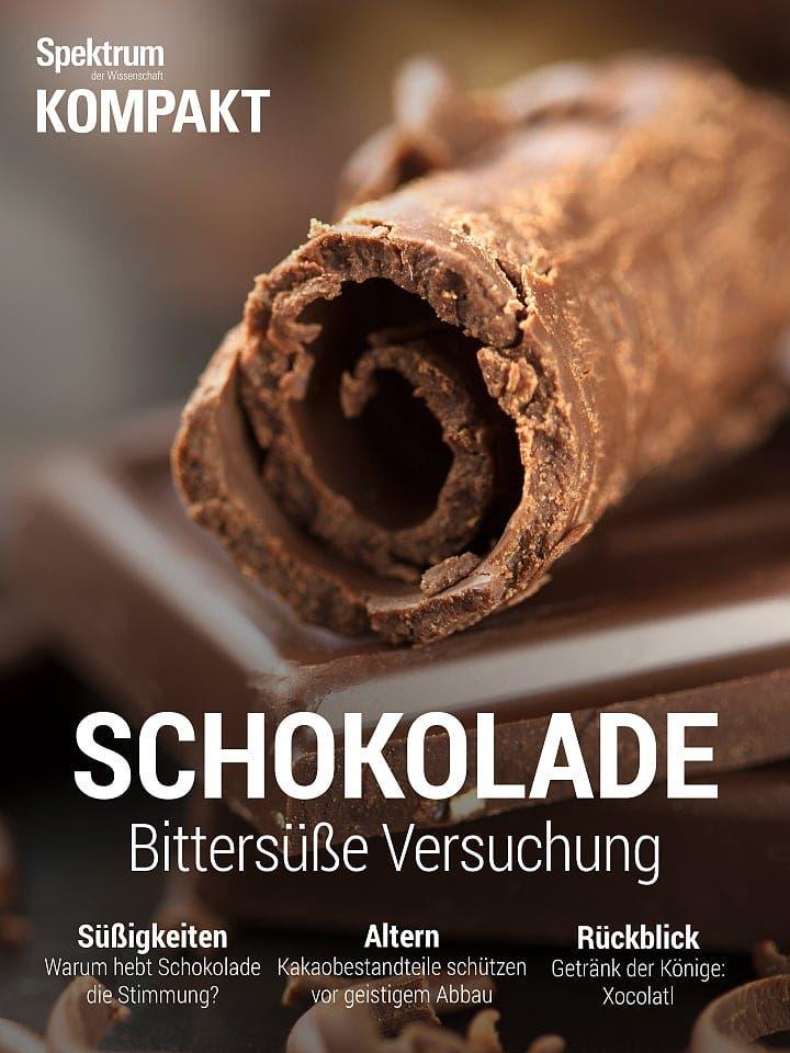 Spektrum Kompakt:  Schokolade – Bittersüße Versuchung