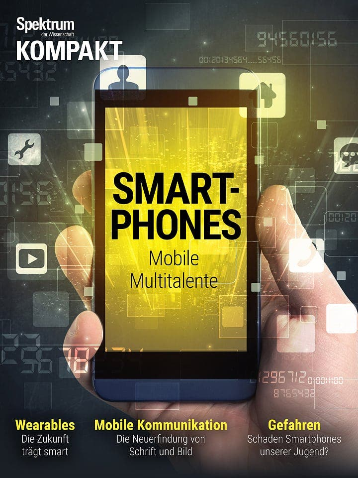 Spektrum Kompakt:  Smartphones – Mobile Multitalente