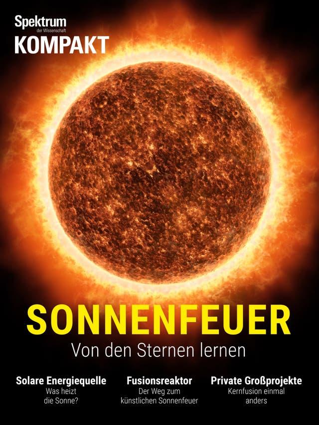 Sonnenfeuer - Von den Sternen lernen