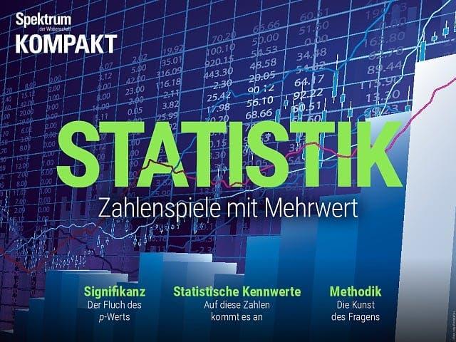 Spektrum Kompakt:  Statistik – Zahlenspiele mit Mehrwert
