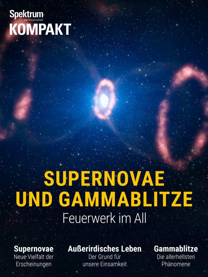 Supernovae und Gammablitze - Feuerwerk im All