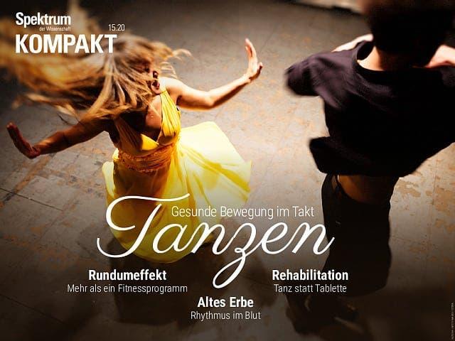 Spektrum Kompakt:  Tanzen – Gesunde Bewegung im Takt