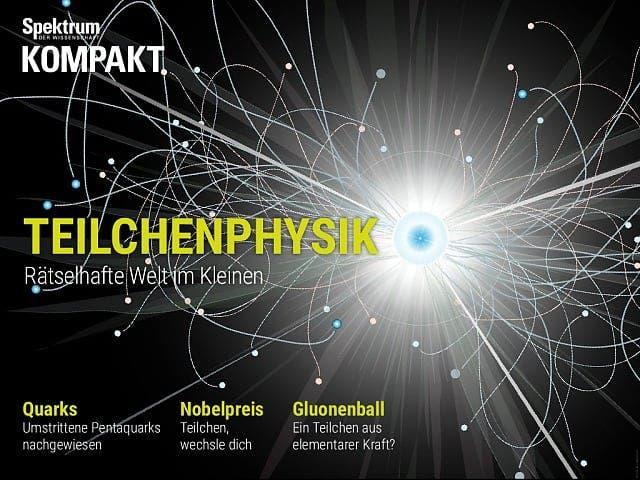 Spektrum Kompakt:  Teilchenphysik – Rätselhafte Welt im Kleinen