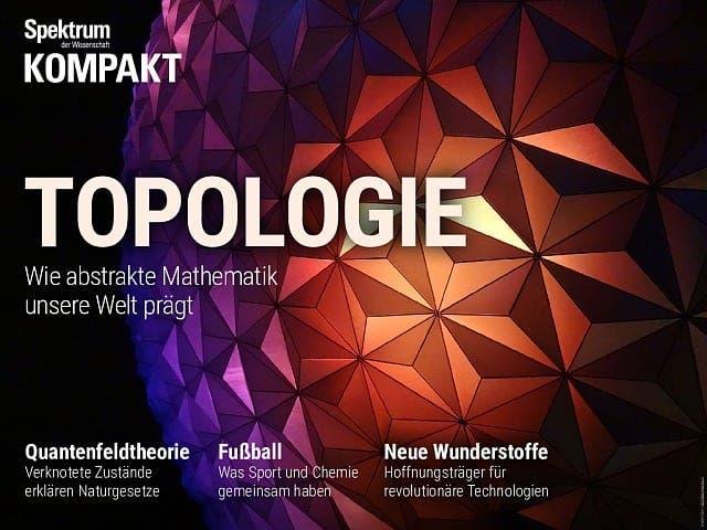 Spektrum Kompakt:  Topologie – Wie abstrakte Mathematik unsere Welt prägt