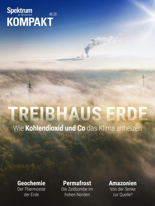 Treibhaus Erde - Wie Kohlendioxid und Co das Klima anheizen